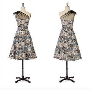 Rare Anthropologie dress Tracy Reese